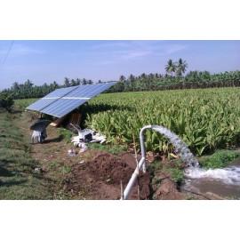 10KW Solar Pump Station